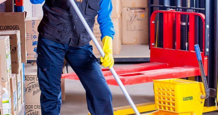 Jakie obuwie robocze będzie najlepsze dla pracowników?