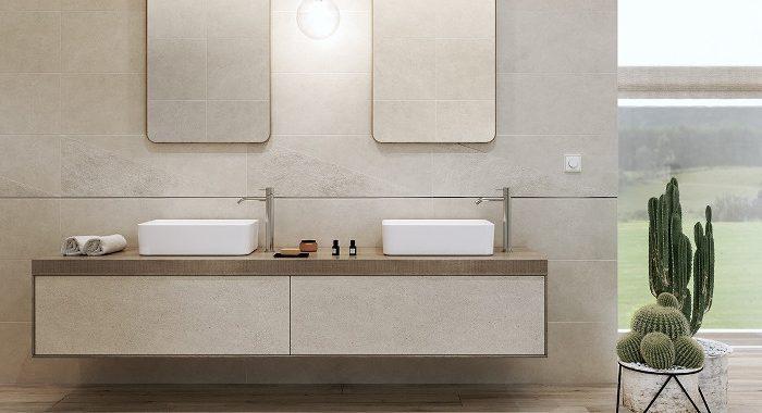 Wysokiej jakości płytki do łazienki