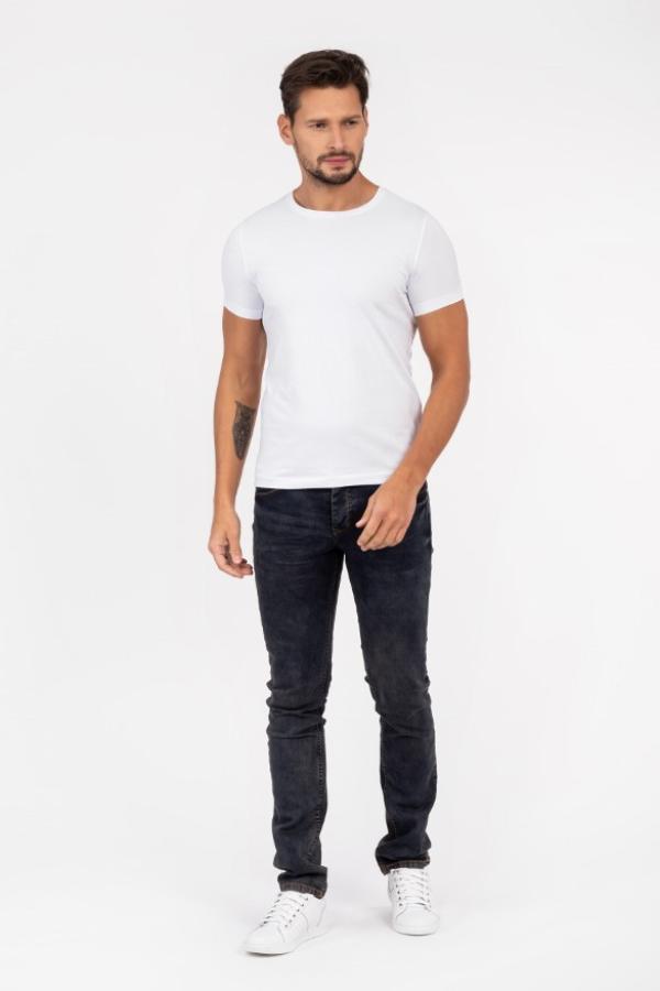 Tshirt męski biały - Repablo